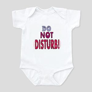 DO NOT DISTURB! Infant Bodysuit