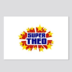 Theo the Super Hero Postcards (Package of 8)