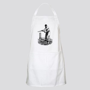 Cricket Player Apron
