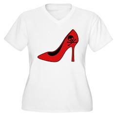Evil High Heel Shoe T-Shirt