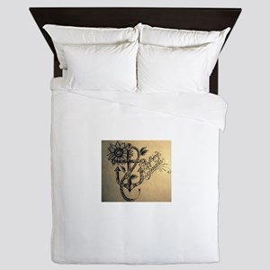 Anything is Possible Queen Duvet