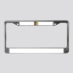 Anything is Possible License Plate Frame