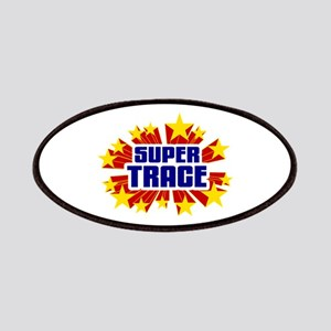 Trace the Super Hero Patches