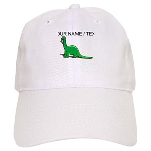 953c9c7fcee4a Dinosaur Baseball Hats - CafePress