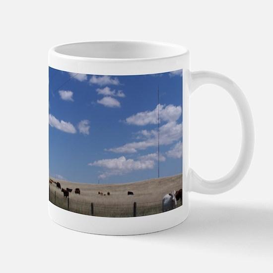 Fields of Grazing Mug