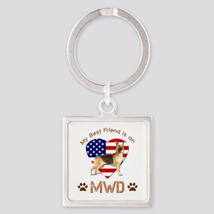My Best Friend is an MWD Keychains