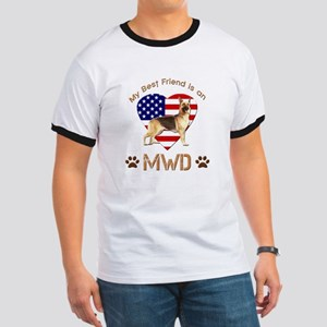 My Best Friend is an MWD T-Shirt