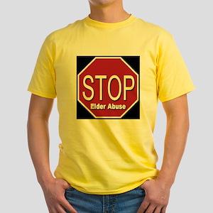 Stop Elder Abuse T-Shirt