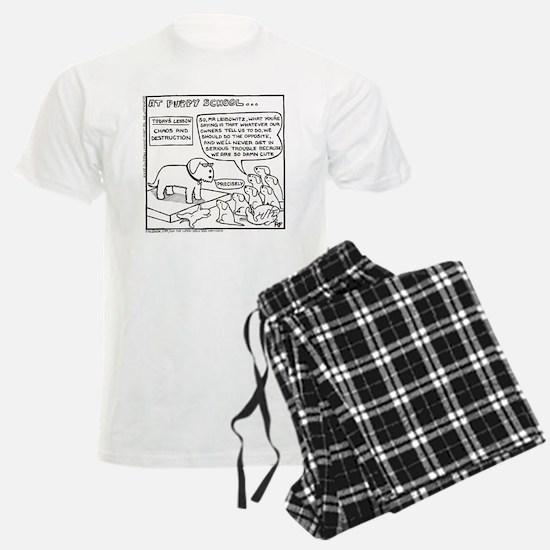 Puppy School - Chaos Pajamas