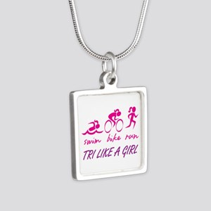 TRI LIKE A GIRL Necklaces