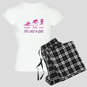TRI LIKE A GIRL Pajamas
