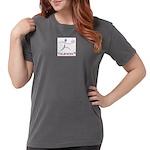 LogoColorTextBelow Womens Comfort Colors Shirt