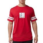 LogoColorTextBelow Mens Football Shirt