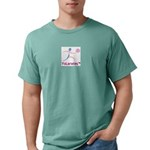 LogoColorTextBelow Mens Comfort Colors Shirt