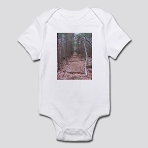 Trail of Seclusion Infant Bodysuit