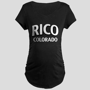 Rico Colorado Maternity T-Shirt