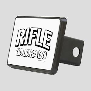 Rifle Colorado Hitch Cover