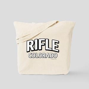 Rifle Colorado Tote Bag