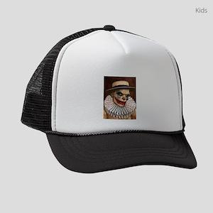 Zombie Clown Kids Trucker hat