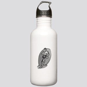 gray pitcher Water Bottle