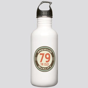 79th Birthday Vintage Stainless Water Bottle 1.0L