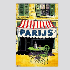 Vintage Paris France Travel Postcards (Package of