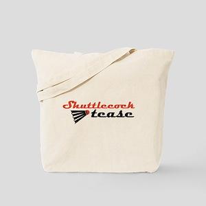 badminton humor Tote Bag