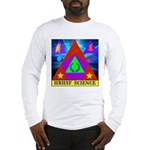 HRHSF Science Badge Long Sleeve T-Shirt