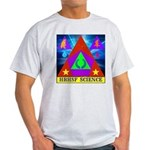 HRHSF Science Badge Light T-Shirt