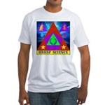 HRHSF Science Badge Fitted T-Shirt