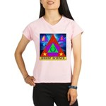 HRHSF Science Badge Performance Dry T-Shirt