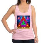 HRHSF Science Badge Racerback Tank Top