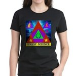 HRHSF Science Badge Women's Dark T-Shirt