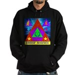 HRHSF Science Badge Hoodie (dark)