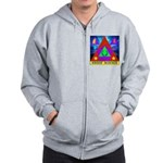 HRHSF Science Badge Zip Hoodie