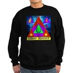 HRHSF Science Badge Sweatshirt (dark)