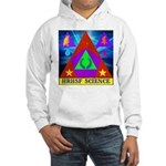 HRHSF Science Badge Hooded Sweatshirt