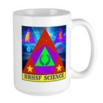 HRHSF Science Badge Large Mug