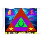 HRHSF Science Badge Pillow Case