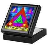 HRHSF Science Badge Keepsake Box