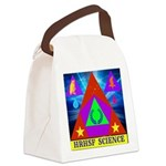 HRHSF Science Badge Canvas Lunch Bag