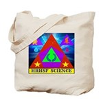 HRHSF Science Badge Tote Bag