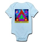 HRHSF Science Badge Infant Bodysuit