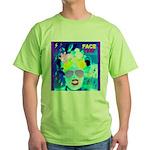 X-Ray Drag Diva SisterFace Green T-Shirt