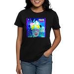 X-Ray Drag Diva SisterFace Women's Dark T-Shirt