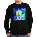 X-Ray Drag Diva SisterFace Sweatshirt (dark)