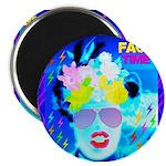 X-Ray Drag Diva SisterFace Magnet