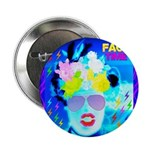 """X-Ray Drag Diva SisterFace 2.25"""" Button (100"""