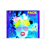 X-Ray Drag Diva SisterFace Postcards (Package of 8