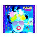 X-Ray Drag Diva SisterFace Small Poster